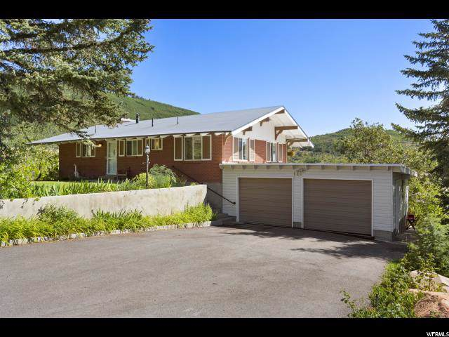 125 Park View Dr #28, Park City, UT 84098 (#1626985) :: Keller Williams Legacy