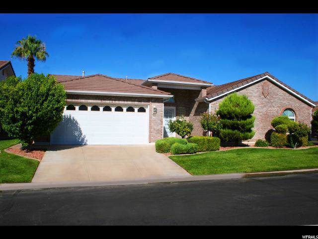 805 S S River Rd #51, St. George, UT 84790 (#1627602) :: The Fields Team