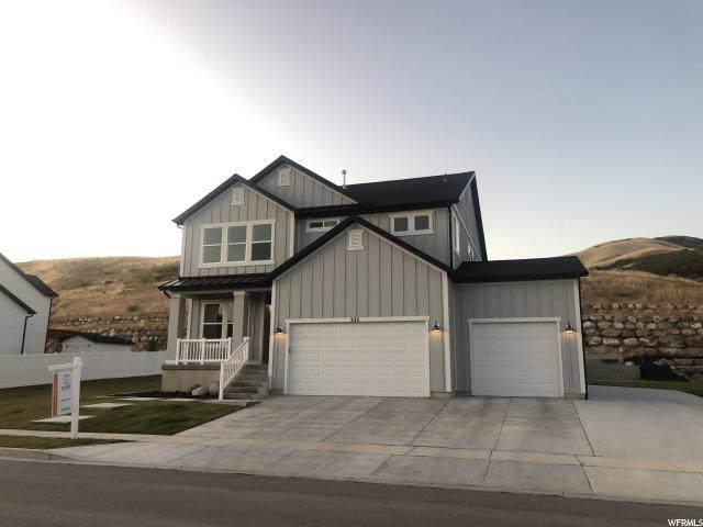 844 W Autumn Hills Blvd, Lehi, UT 84043 (#1628112) :: Colemere Realty Associates