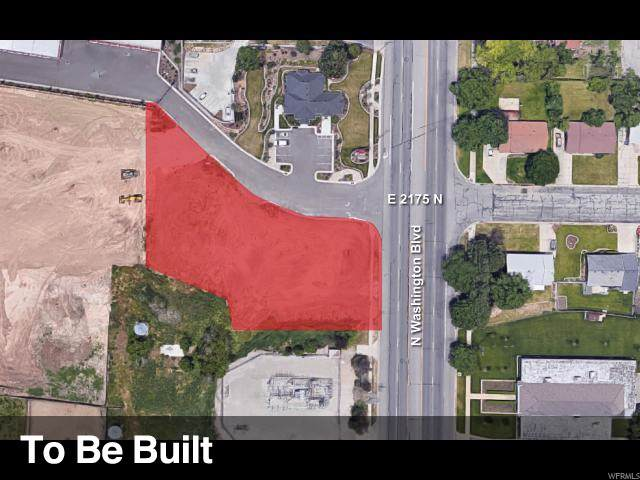 2155 N Washington Blvd, North Ogden, UT 84414 (#1628804) :: Keller Williams Legacy