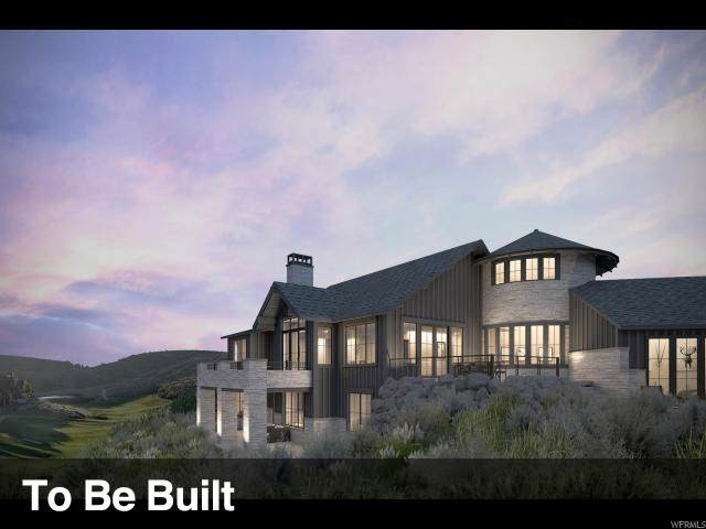 9272 Dye Cabins Dr #23, Park City, UT 84098 (#1629217) :: Livingstone Brokers