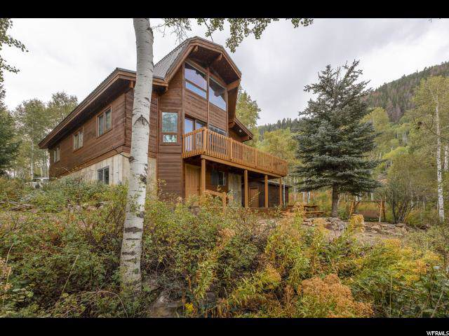 6414 Rock Slide Cir, Kamas, UT 84036 (MLS #1629390) :: High Country Properties