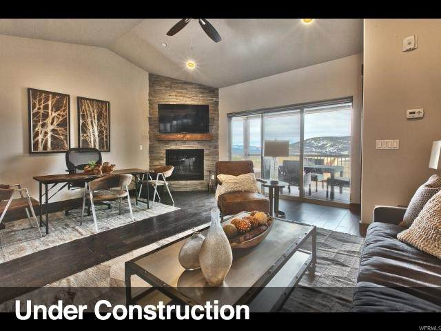 14443 N Council Fire Trl 53D, Heber City, UT 84032 (#1629509) :: REALTY ONE GROUP ARETE