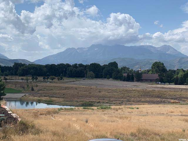 158 N Haystack Mountain Dr (Lot 13), Heber City, UT 84032 (#1629531) :: Colemere Realty Associates
