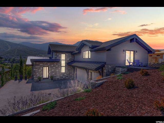 925 Saddle View Way, Park City, UT 84068 (MLS #1629593) :: High Country Properties
