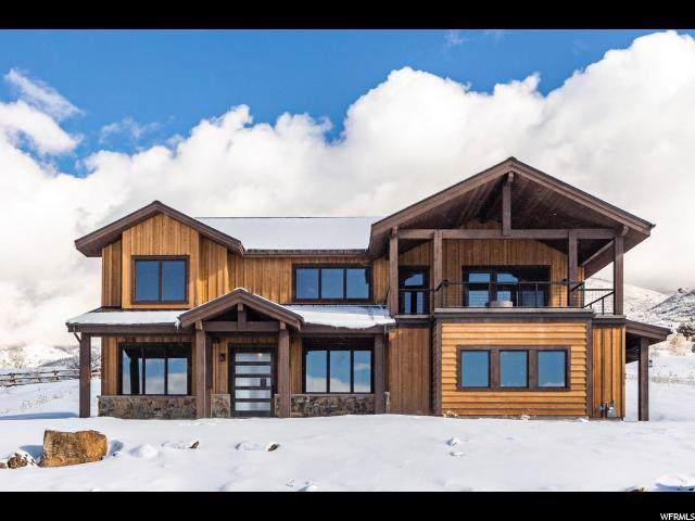 1308 Dovetail Ct, Kamas, UT 84036 (#1629625) :: Bustos Real Estate | Keller Williams Utah Realtors