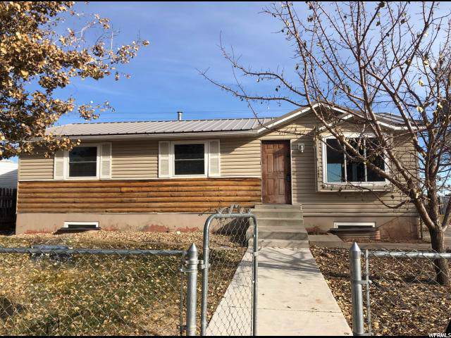 1245 S Birch Ave, Roosevelt, UT 84066 (#1629804) :: The Fields Team