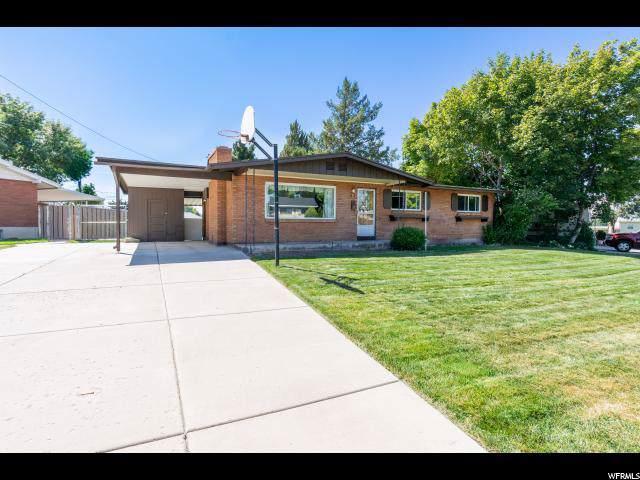 425 W 2125 N, Sunset, UT 84015 (#1629931) :: Bustos Real Estate   Keller Williams Utah Realtors