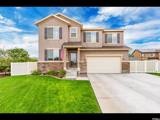 384 W Battery Park Cir, Stansbury Park, UT 84074 (#1630039) :: Colemere Realty Associates