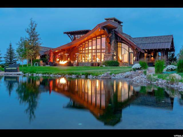 8376 Aspen Ridge Rd E #44, Woodland, UT 84036 (#1630041) :: Big Key Real Estate