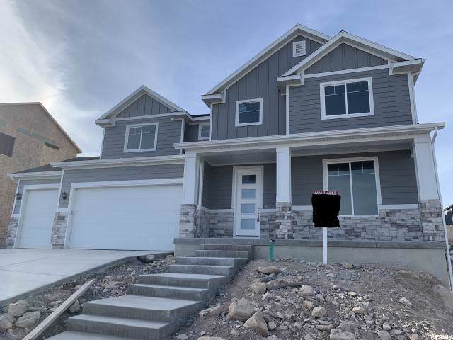 3051 S Hollow Way, Saratoga Springs, UT 84045 (#1630177) :: Doxey Real Estate Group