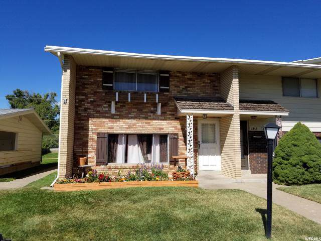 2346 W Chateau Dr, Roy, UT 84067 (#1630343) :: RE/MAX Equity