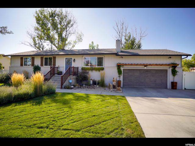 165 N 1250 W, Clearfield, UT 84015 (#1630368) :: Red Sign Team