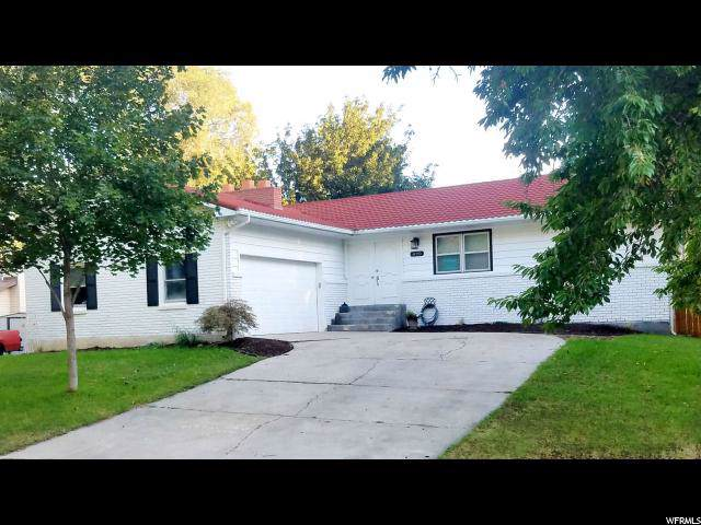 490 Glenwood Dr, Springville, UT 84663 (#1630396) :: Red Sign Team