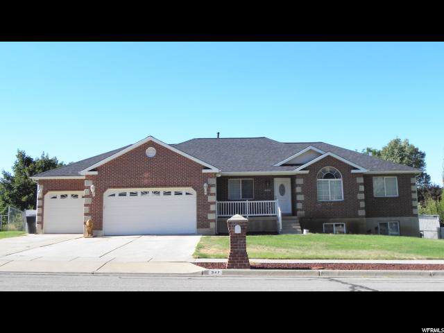 347 W 3450 N, Pleasant View, UT 84414 (MLS #1630696) :: Lawson Real Estate Team - Engel & Völkers