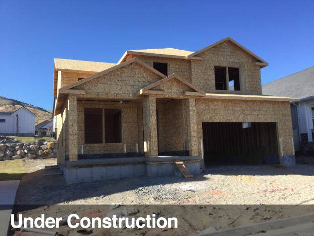 14904 S Mossley Bend Dr W #23, Herriman, UT 84096 (#1631093) :: Doxey Real Estate Group