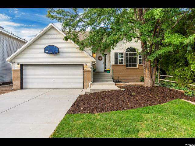 1242 W Brister Dr S, Murray, UT 84123 (#1631120) :: goBE Realty