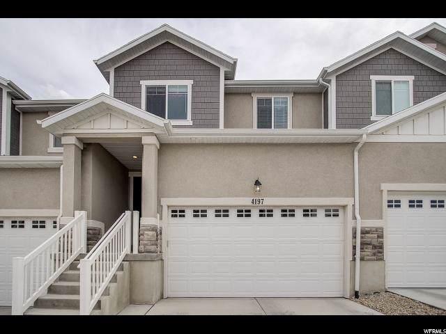 4197 W Shade Crest Ln, Herriman, UT 84096 (MLS #1631232) :: Lawson Real Estate Team - Engel & Völkers