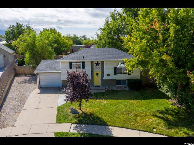 161 W 450 S, Kaysville, UT 84037 (#1631460) :: Red Sign Team