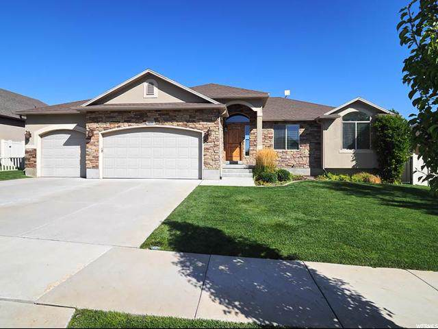 4458 W Mankato St S, Riverton, UT 84096 (#1631566) :: goBE Realty