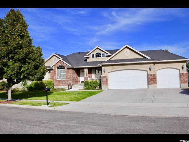 11857 S Oxford Farms Dr W, Riverton, UT 84065 (#1631803) :: goBE Realty