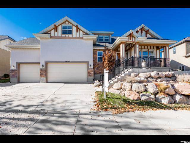 14738 Tangle Hill Rd, Herriman, UT 84096 (#1631959) :: Red Sign Team