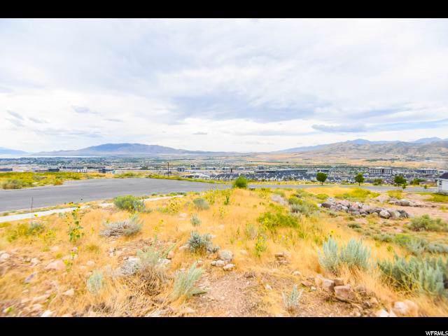 1876 W Crest Ridge Rd N, Lehi, UT 84043 (#1631967) :: Bustos Real Estate | Keller Williams Utah Realtors