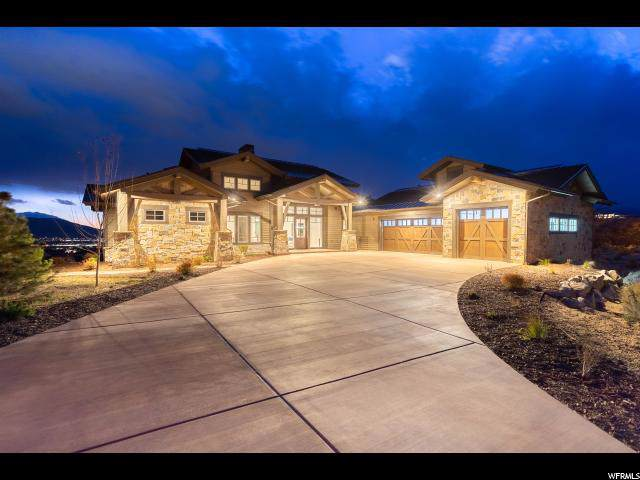 711 N Red Ledges Blvd, Heber City, UT 84032 (#1632013) :: The Fields Team