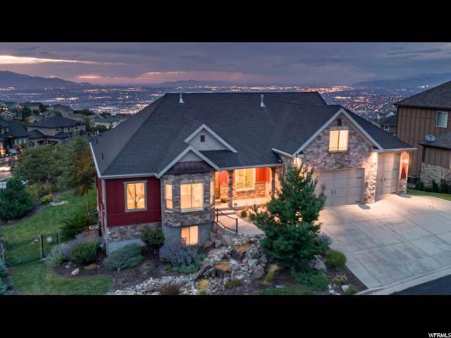 2019 E Tall Woods St, Draper (Ut Cnty), UT 84020 (#1632063) :: Bustos Real Estate | Keller Williams Utah Realtors