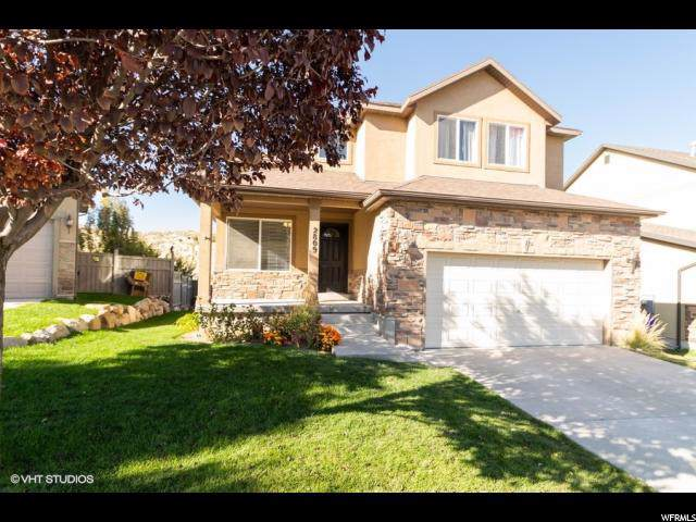 2809 E Hideout Cir, Eagle Mountain, UT 84005 (#1632260) :: The Fields Team