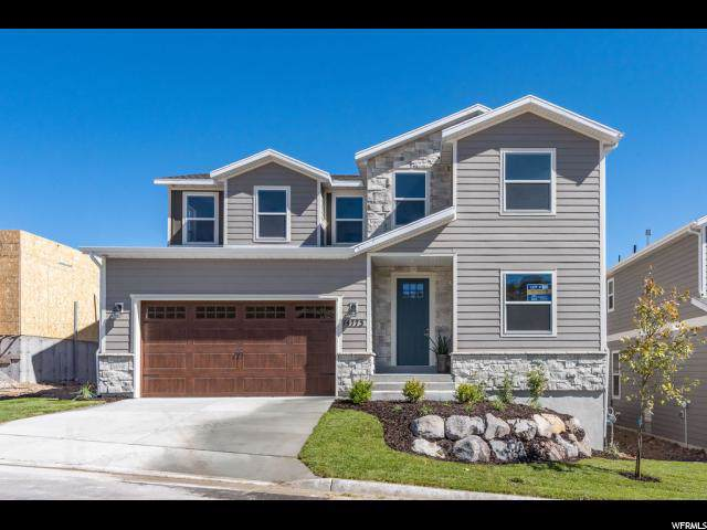 14773 S Glacial Peak Dr #421, Draper, UT 84020 (#1632345) :: Doxey Real Estate Group