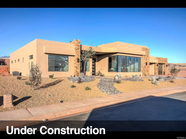 2206 W Silver Cloud Dr #801, St. George, UT 84770 (#1632366) :: Doxey Real Estate Group