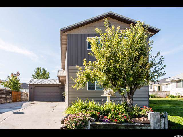 572 W 720 S, Tremonton, UT 84337 (#1632406) :: Red Sign Team