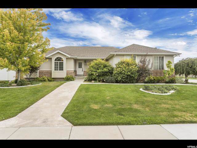 5229 W Castle Pine Way N, Highland, UT 84003 (#1632768) :: The Canovo Group