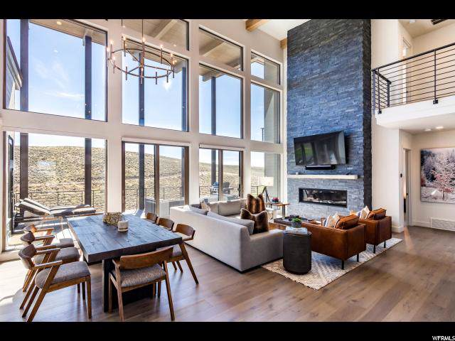 6650 Golden Bear Loop #21, Park City, UT 84098 (MLS #1632994) :: High Country Properties