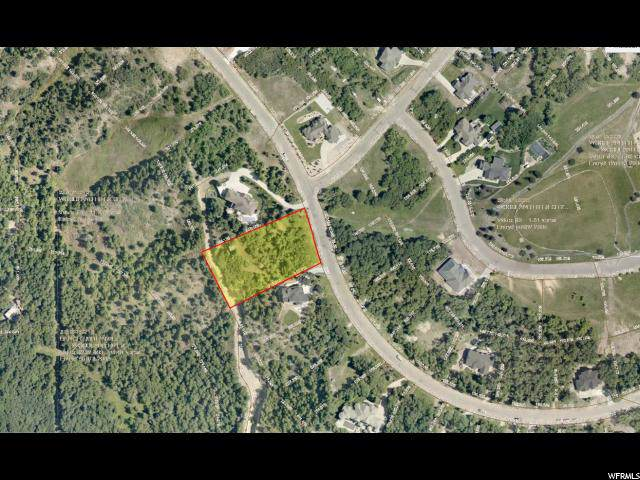 1300 S Eaglenest Dr, Woodland Hills, UT 84653 (#1633002) :: Doxey Real Estate Group