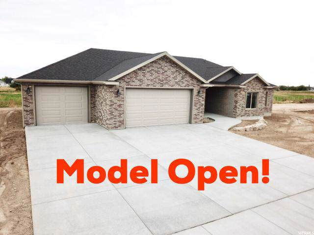 1337 N 4100 W #129, West Point, UT 84015 (#1633373) :: Doxey Real Estate Group