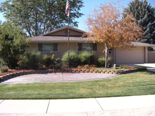 1080 E Sterling Dr, Spanish Fork, UT 84660 (#1633450) :: Exit Realty Success