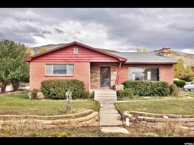 480 N Main St, Kamas, UT 84036 (MLS #1633784) :: High Country Properties