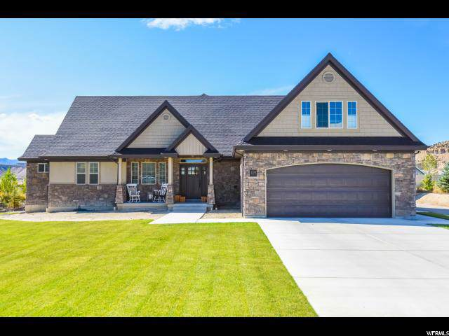 1370 W Shelby Ln N, Helper, UT 84526 (#1633820) :: Colemere Realty Associates