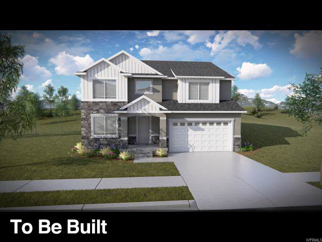 12538 S Clipper Peak Dr #812, Herriman, UT 84096 (#1634007) :: Colemere Realty Associates