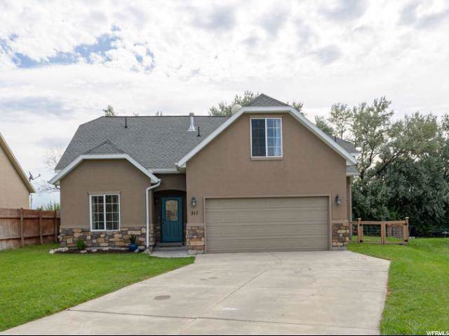 311 W Lakeview Dr, Lehi, UT 84043 (#1634158) :: Colemere Realty Associates