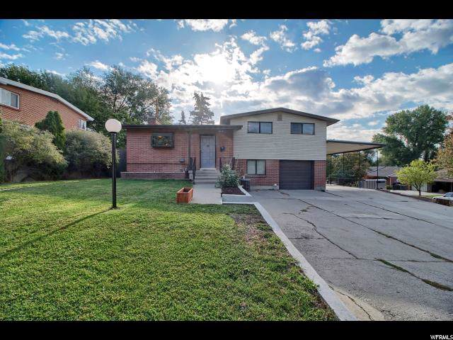 4601 S Creekview Cir E, Murray, UT 84107 (#1634577) :: Red Sign Team