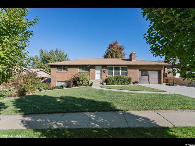 483 E 1800 S, Bountiful, UT 84010 (#1634827) :: Red Sign Team