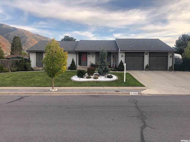 1582 E Hidden Valley Rd S, Sandy, UT 84092 (#1634927) :: Bustos Real Estate | Keller Williams Utah Realtors