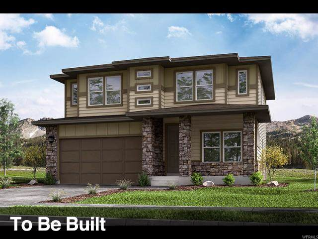 1961 W Marble Fox Way N #308, Lehi, UT 84043 (#1635143) :: Doxey Real Estate Group