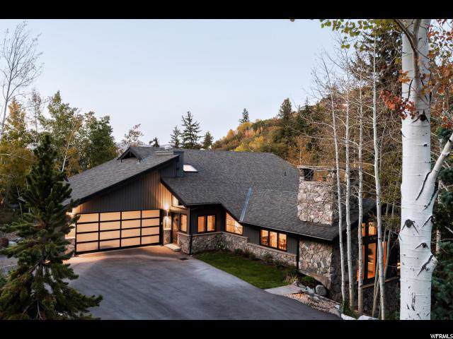 3560 W Big Spruce Way, Park City, UT 84098 (#1635291) :: Red Sign Team