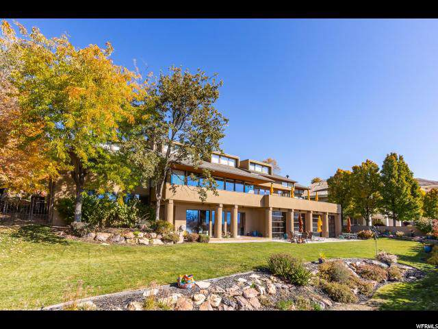 1336 E Perrys Hollow Dr, Salt Lake City, UT 84103 (#1635325) :: Exit Realty Success