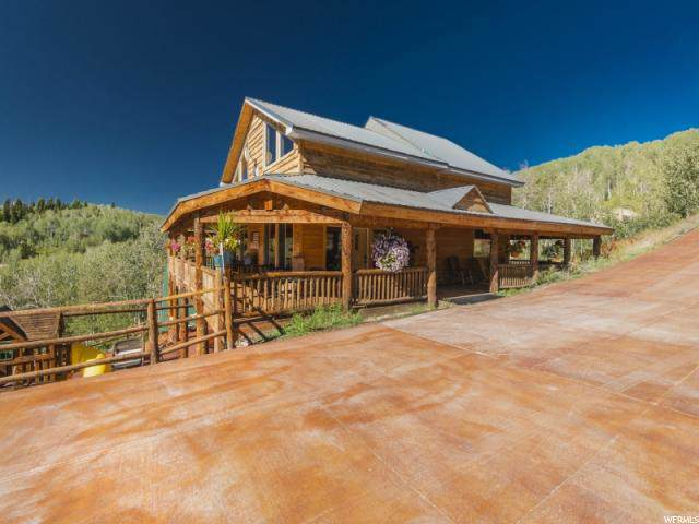 1857 W Arapaho Dr N #34, Coalville, UT 84017 (MLS #1635355) :: High Country Properties
