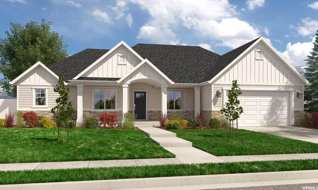 1958 E 1850 S #41, Spanish Fork, UT 84660 (#1635799) :: Gurr Real Estate
